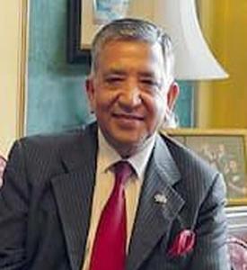 Mr. Mahanta Shrestha