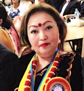 Shanti Thapa Kunwar