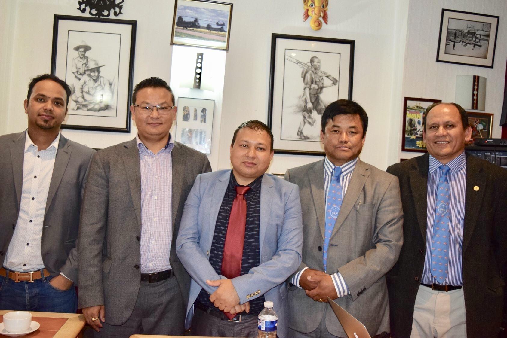 एनआरएन यूकेको अर्को सफलता, सुरु गर्यो अनलाइन सदस्यता वितरण अभियान