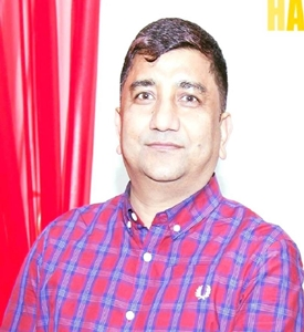 Dr Min Ranabhat