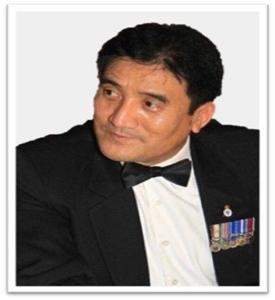 Lt. (Retd) Chandra Bahadur Gurung