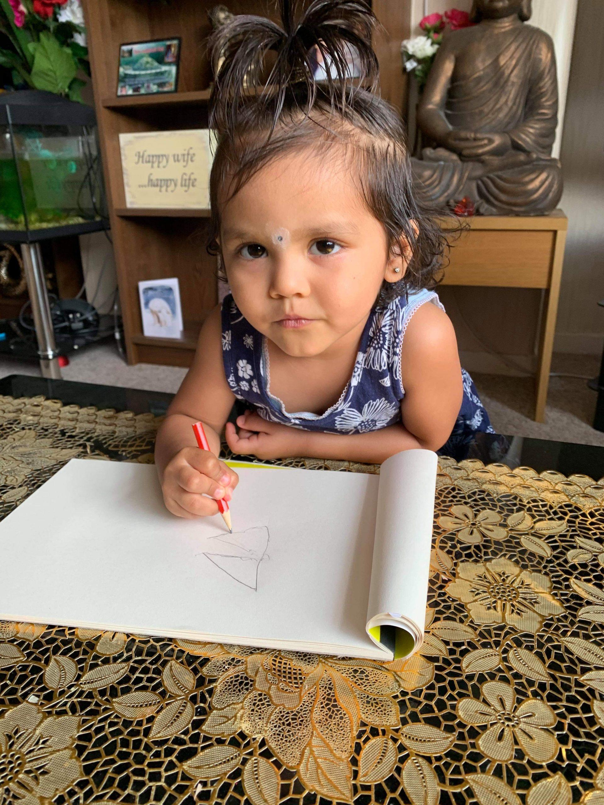 एनआरएनए यूकेले आयोजना गरेको चित्रकला प्रतियोगितामा ४६ बालबालिका बाट ९२ सिर्जना प्राप्त